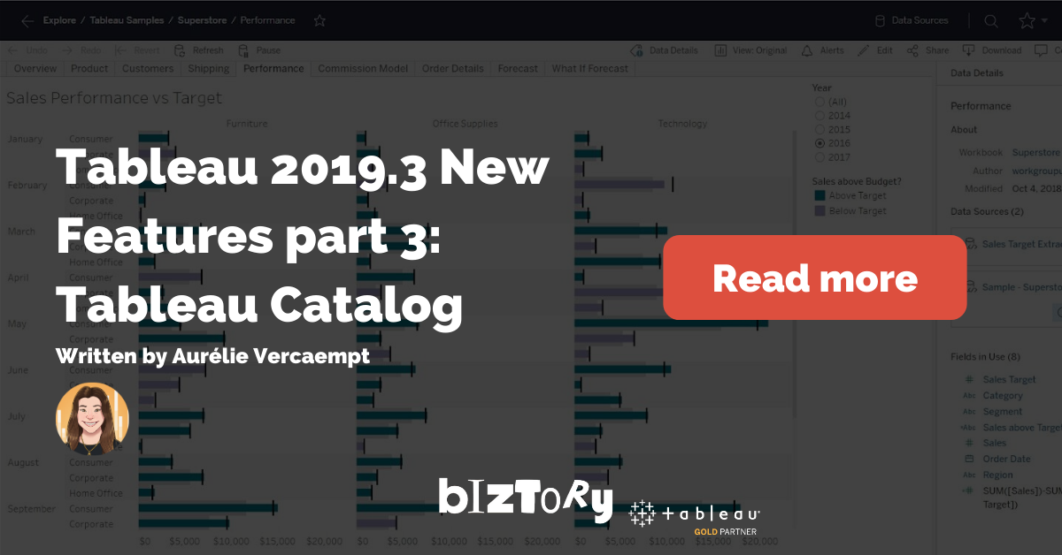 Biztory Blog - Tableau 2019.3'S Newest Features From Three Angles_ Part 3 (Tableau Catalog)