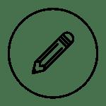 Biztory Pencil icon