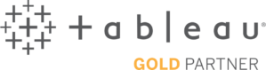 Tableau Gold Partner