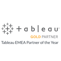 Tableau's EMEA Partner of the Year