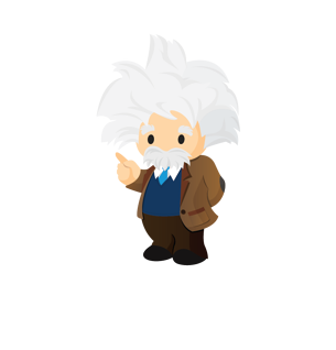 Einstein logo Salesforce