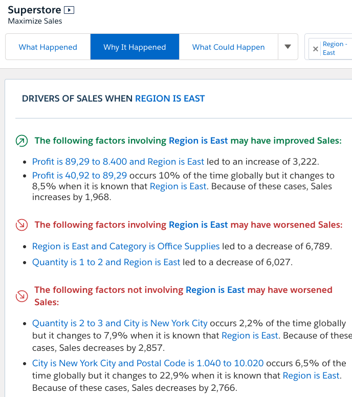 Salesforce Discovery Outputs