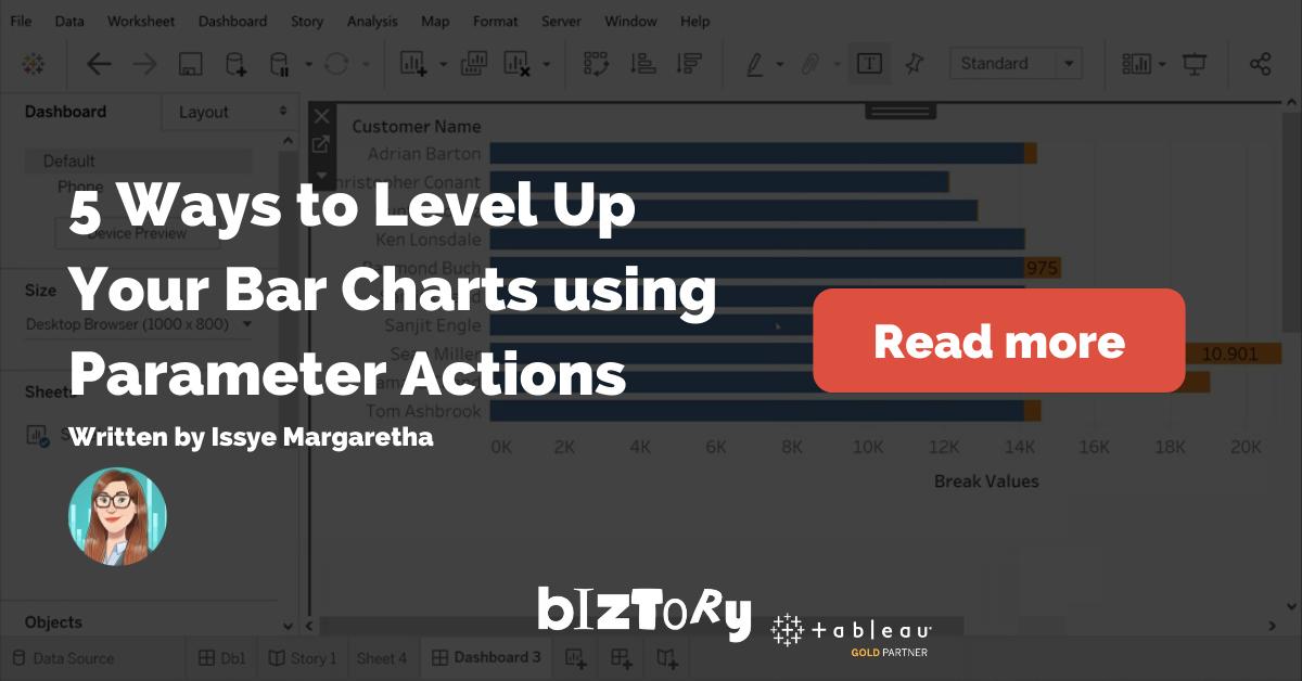 Biztory Blog - Parameter Actions