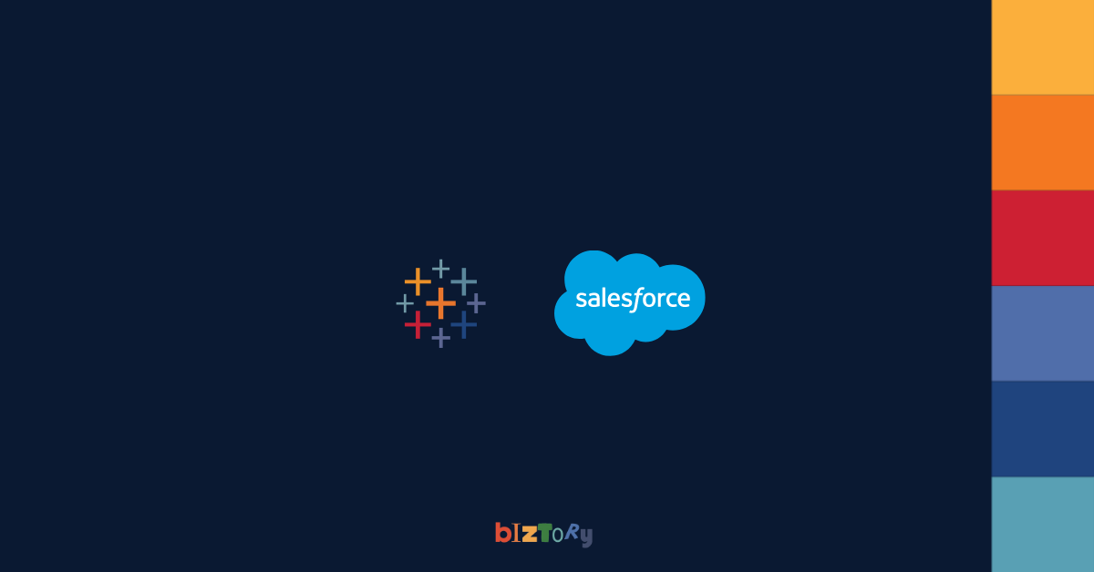 How Tableau fits into the Salesforce family
