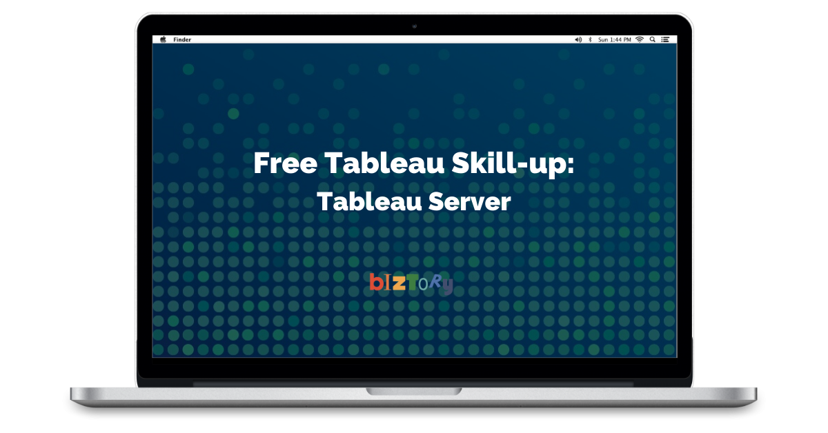 Tableau Server Online Webinar