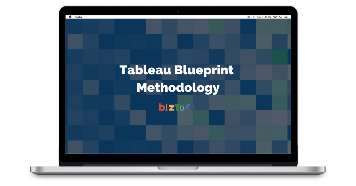 Biztory Replay - Tableau Blueprint Webinar