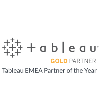 Tableau gold partner