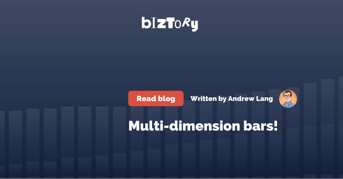 Multi-dimension bars