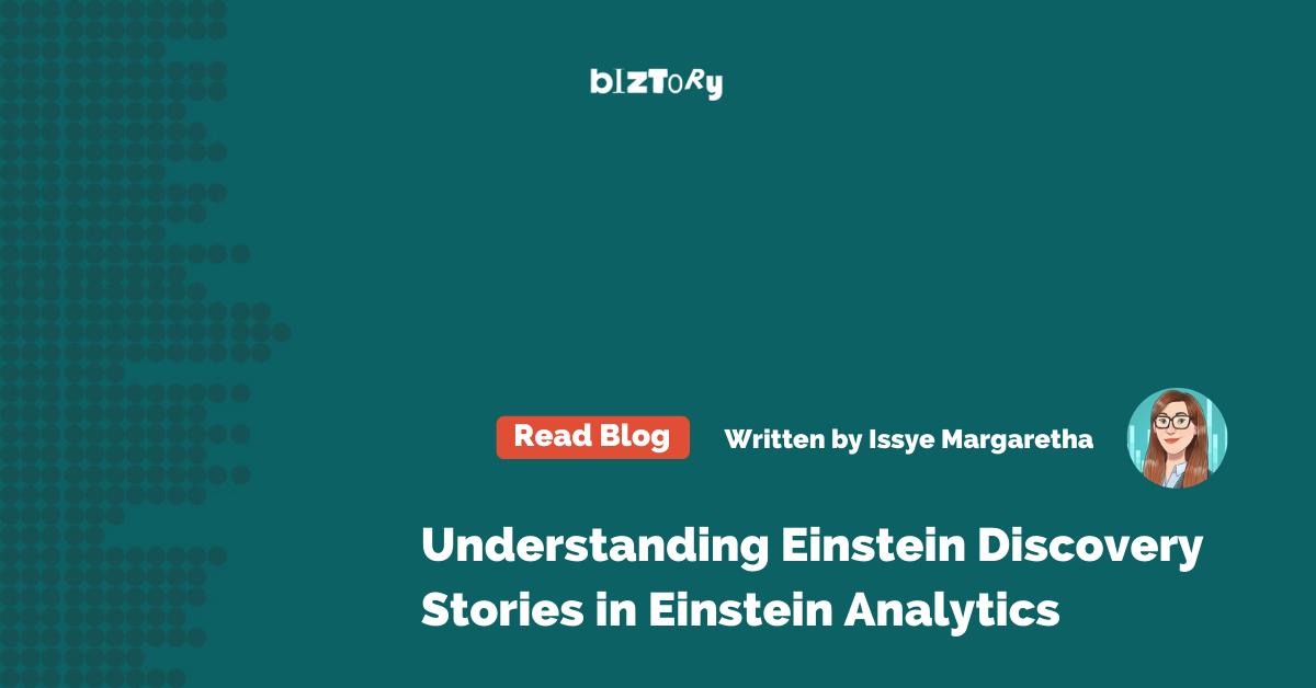 Discover Einstein Analytics
