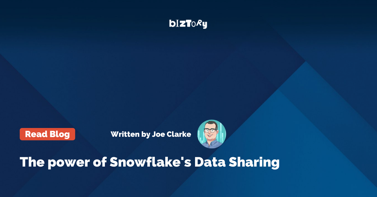 Discover the power of Snowflake's Data Sharing