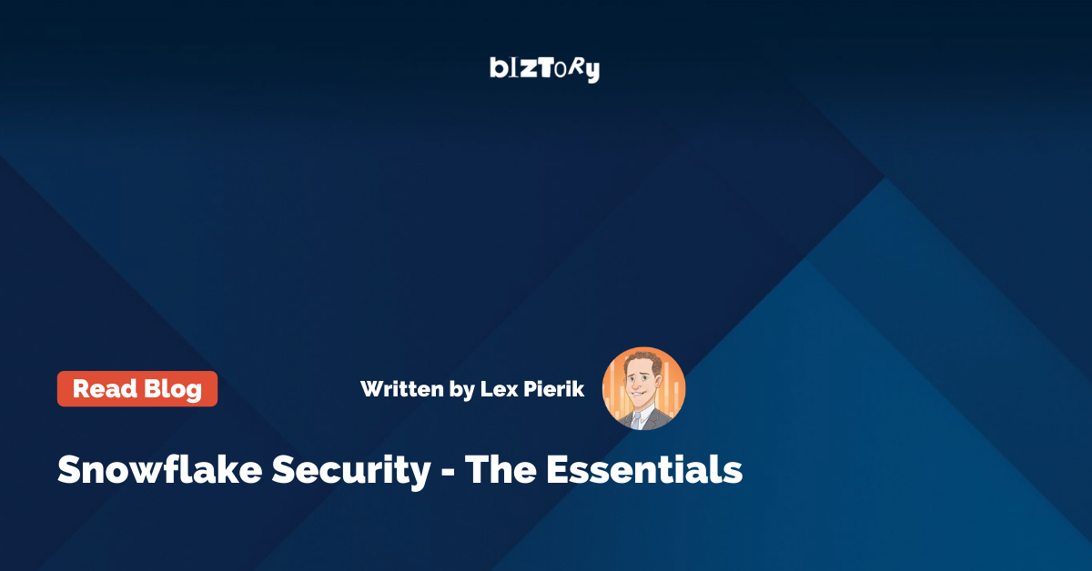 Snowflake security the essentials