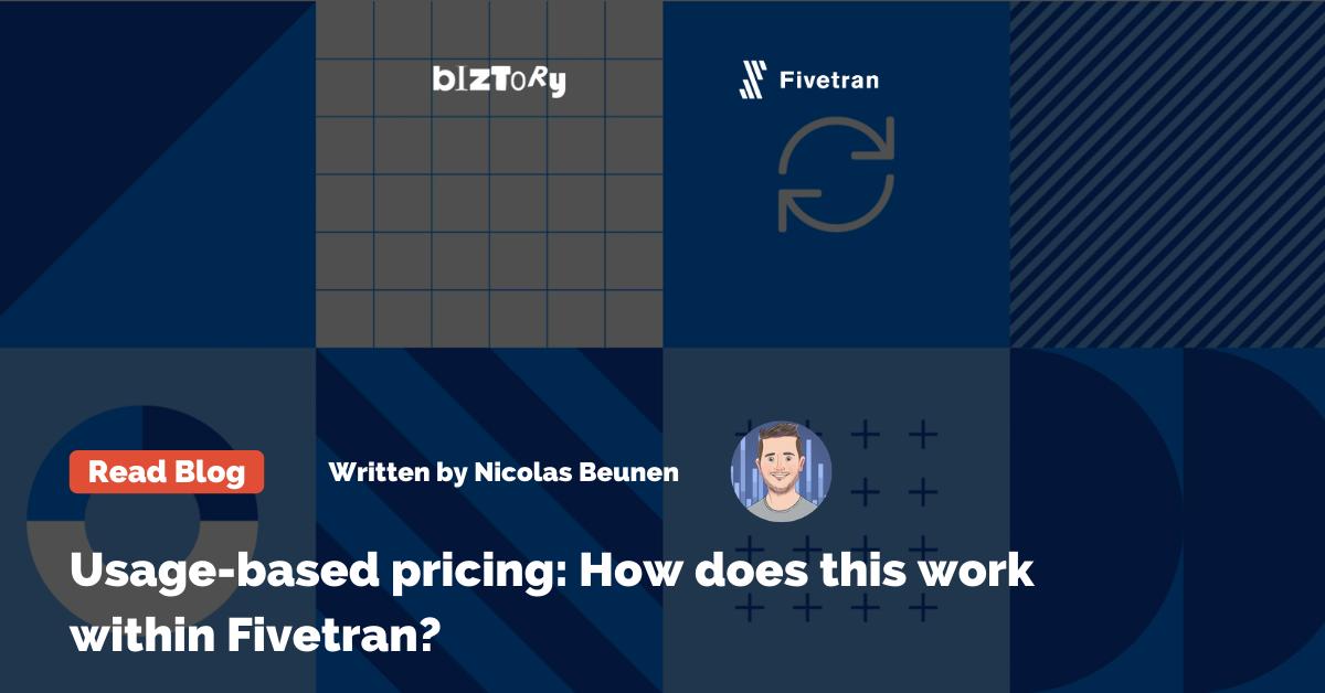 Usage-based pricing Nicolas