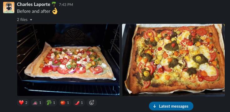 Biztory Pizza
