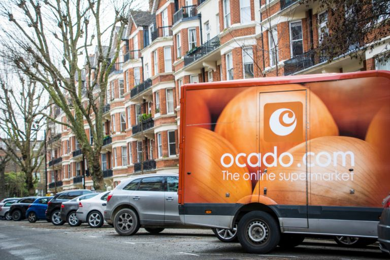 Ocado nieuw