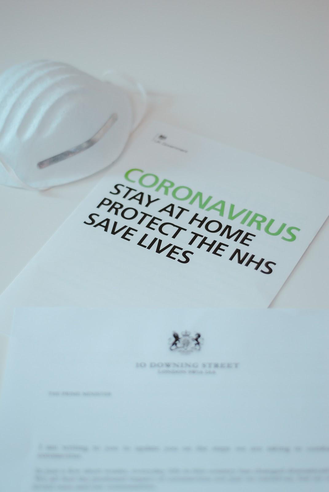 Coronarvirus, stay at home!