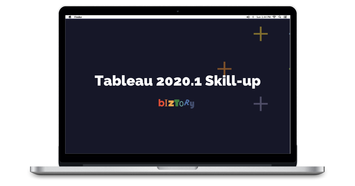 Tableau 2020.1 Replay - Biztory