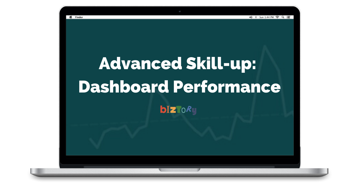 Tableau Dashboard Performance Replay - Biztory