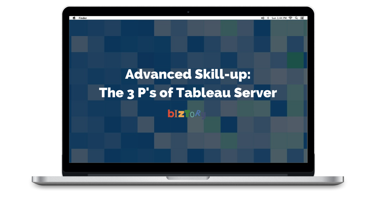 Tableau Server Online Training
